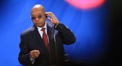 Bloomberg View: SA will not prosper while Jacob Zuma remains President