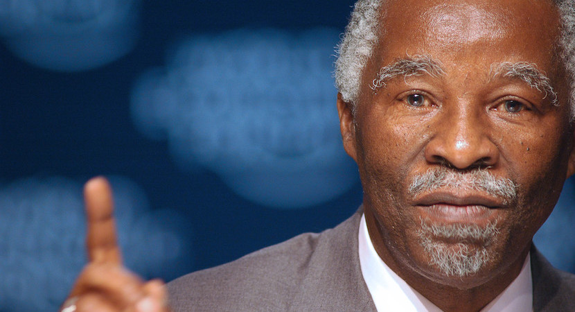 Mbeki stresses core academic values in inaugural Unisa address – Crowe's analysis.