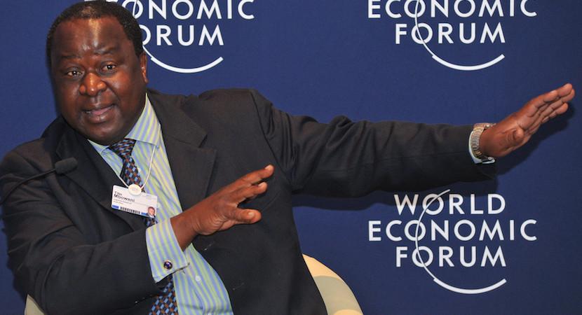 Tito Mboweni replaces Nhlanhla Nene as Finance Minister