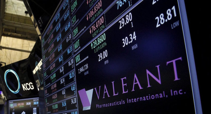 "Berkshire AGM: Buffett and Munger say chain-letter scheme Valeant ""a sewer"""
