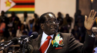 """SA's alternate future: Zim's President-for-Life (92) says: """"I'm not dying"""""""