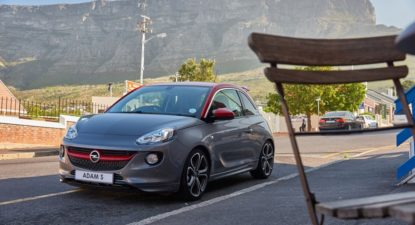 Opel Adam S – Let the fun times roll