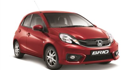 Honda Brio gets refreshed, looks to keep up with the Joneses