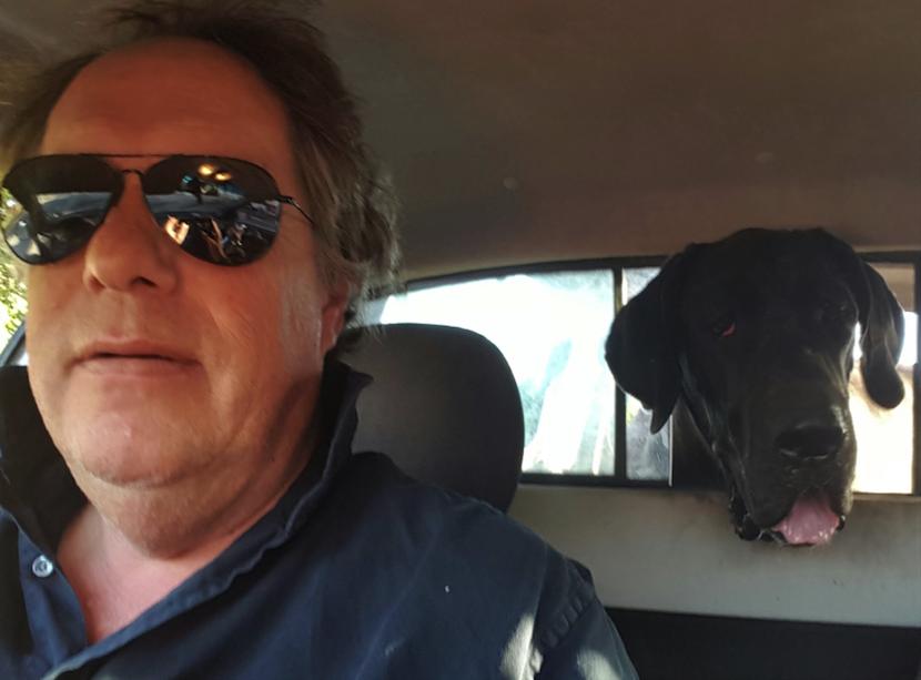 Matt_Lester_With_Dog