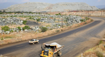 Community's disruption of rich SA platinum mine exposes cost of appeasement