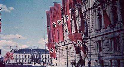 Profound lessons for SA from expert on how Nazi Germany went mad
