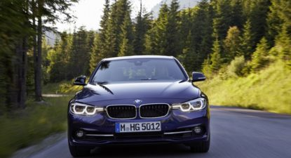 320d – BMW's most important vehicle