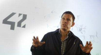 Tech billionaire Thiel admits bankrolling Hulk Hogan's $140m sex video case