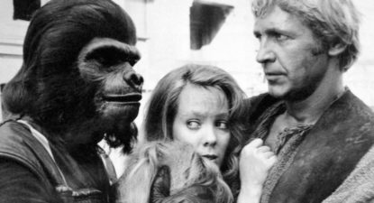 Upside to a robotic Planet of the Apes redux