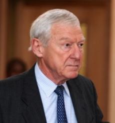 Former Supreme Court of South Africa judge Rex van Schalkwyk