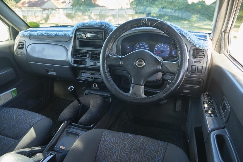 1 5 million kilometres in a Nissan Hardbody - BizNews com