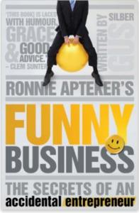 Ronnie Apteker book