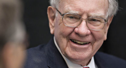 Buffett dumps GE, keeps the big banks. Take note.