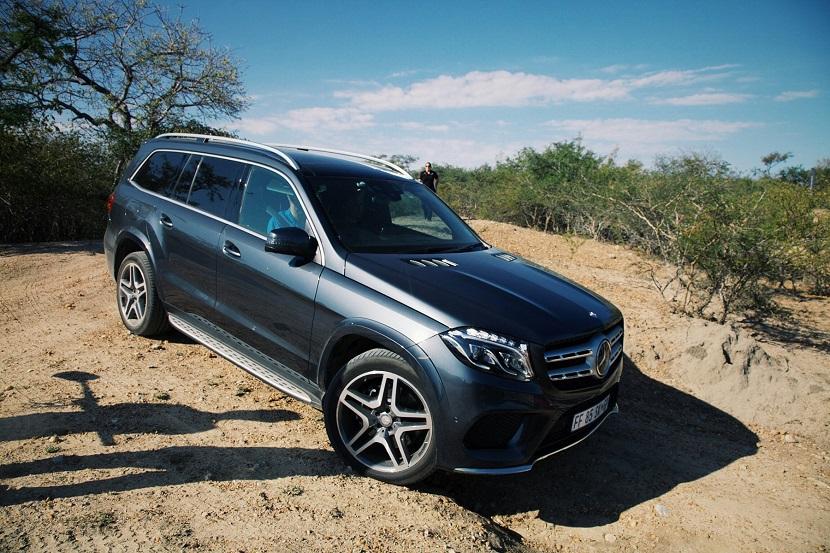 Mercedes GLS - The only premium European 7 seater SUV ...