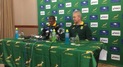 What now for the Springboks? – Coetzee hints at some changes