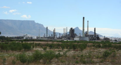 Nationalisation by stealth: SA Strategic Fuel Fund wants Chevron's refinery