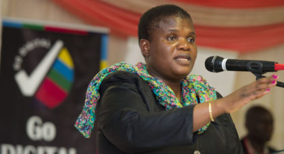 Gupta lackey Faith Muthambi faces treason charge courtesy of OUTA