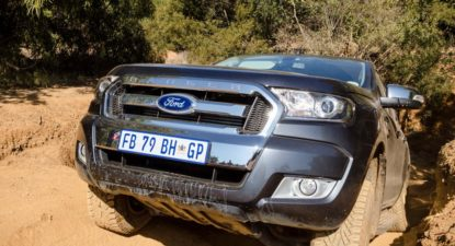 Ford Ranger: Best bakkie on sale today? Includes video.