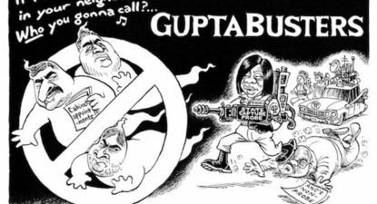 """IoD chair Klein's """"resignation"""" – tide has turned against those swimming naked with the Guptas"""