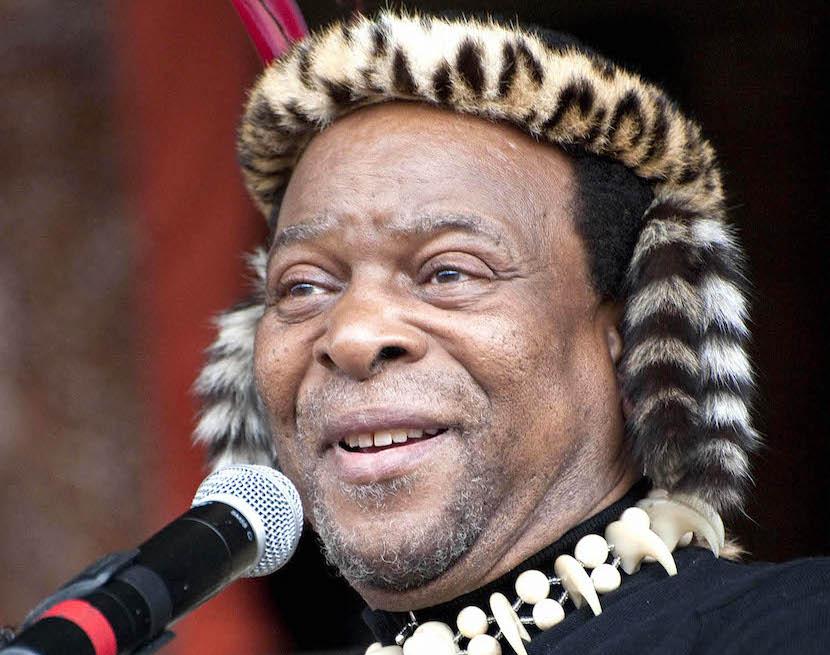 King Goodwill Zwelithini kaBhekuzulu