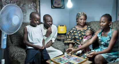MTN, Lumos bringing pay-as-you-go power to the people of Africa, literally