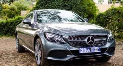 Mercedes C Coupe – Will style win the battle for Merc?
