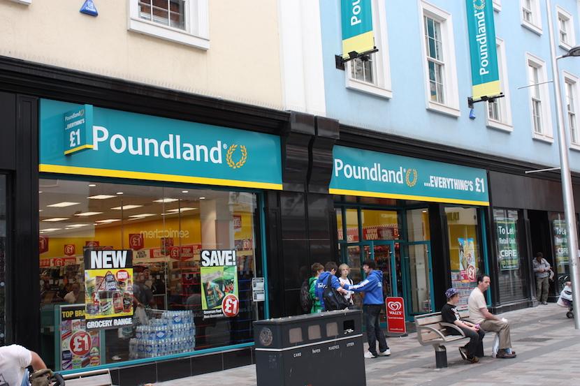 Poundland,_Belfast