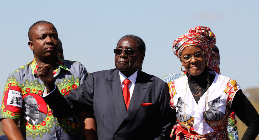 Mugabe goes defensive – dismisses war vets rebuke, #ThisFlag, 'West' conspiracy