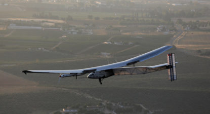 Sun-powered revolution: Solar Impulse 2 completes first ever Atlantic crossing
