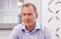 Stefan Rabe, Bounty Brands CEO.