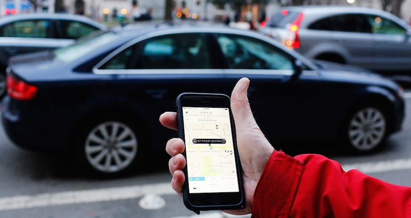 Ubering? Don't sweat the small talk