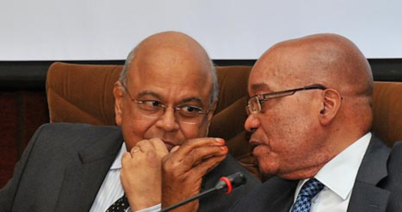 Zuma vs Gordhan: South Africans speak out as financial crisis looms