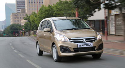 Suzuki ups game with its super-practical Ertiga