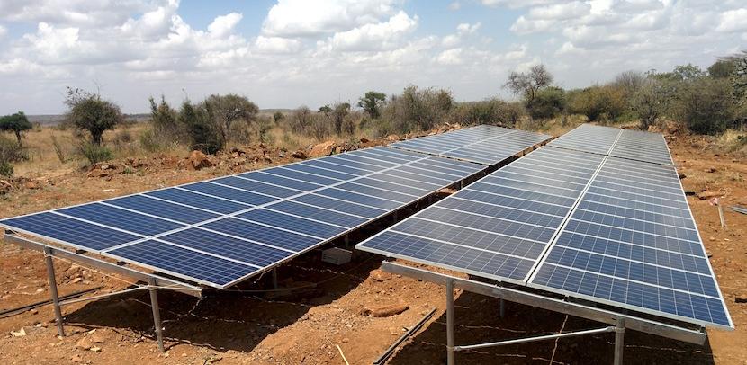 37 KW solar