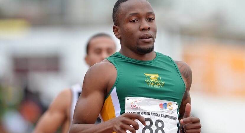 Olympic marker set – Simbine smashes 100m SA record (9.89s), beats Asafa Powell
