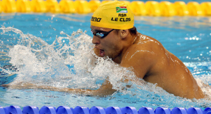 Olympic gold medalist Chad Le Clos reveals both parents have cancer