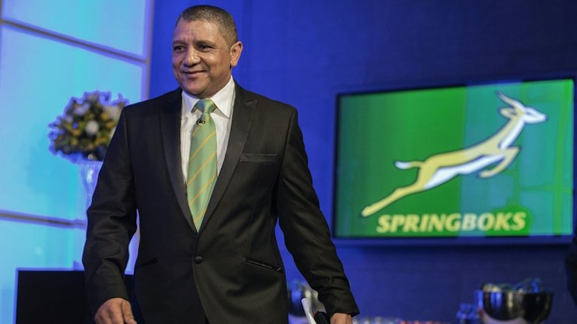 Bok coach Allister Coetzee sacked