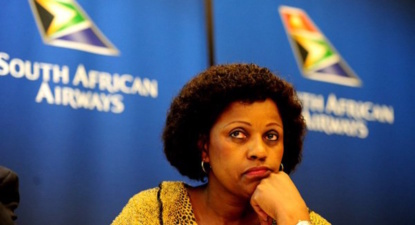 Dudu Myeni's BA flight: Privately-run Comair puts state-owned SAA to shame