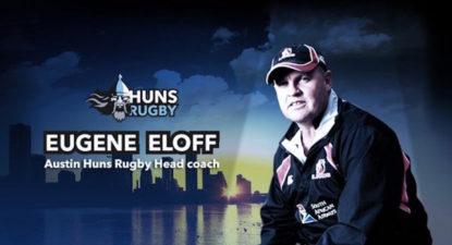Former Lions coach Eugene Eloff – Living the American Dream
