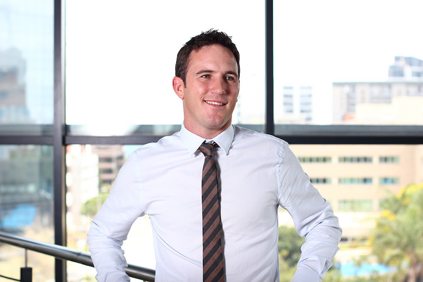 Gareth Stobie, CoreShares