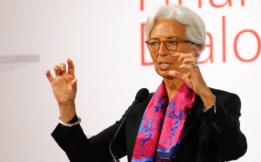 International Monetary Fund (IMF) Managing Director Christine Lagarde delivers a speech in Vienna, Austria, June 17, 2016. REUTERS/Leonhard Foeger