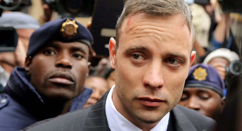 Oscar's murder sentencing today – advocate suggests he'll get 10 years jail time