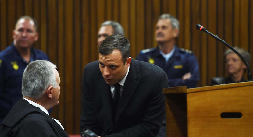 UPDATED: Oscar Pistorius sentenced to 6 years in jail – 'good candidate for rehabilitation'