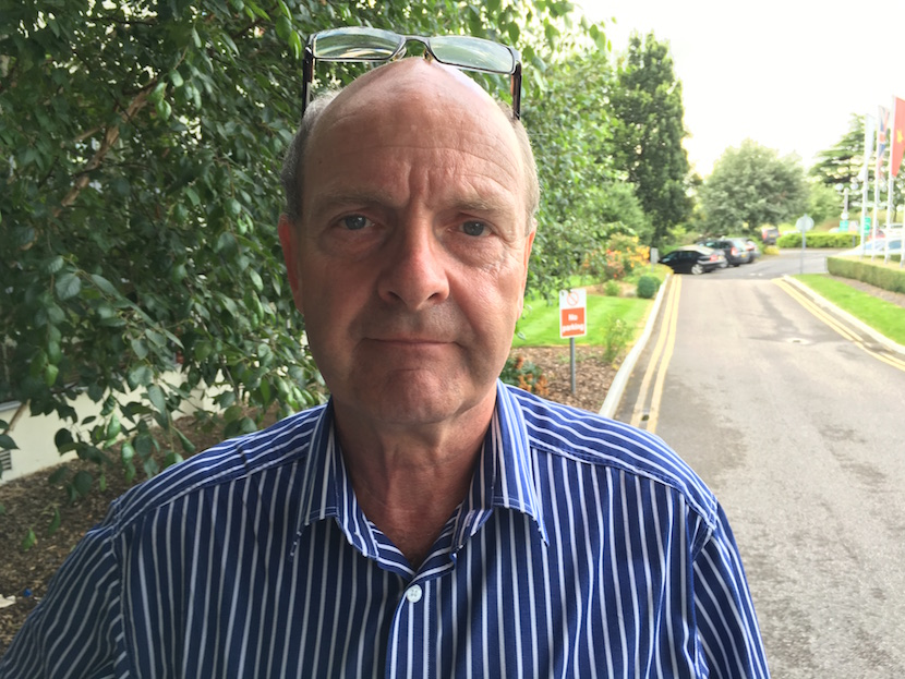 Forensic consultant Paul O'Sullivan - blowing the whistle on SAA's crony capitalists landed him in Pretoria Central