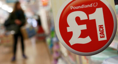 Steinhoff bargain? Poundland a snug fit for vertical integration strategy.