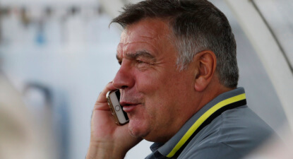 Efficient asset allocator Allardyce – why England fans can begin to dream again