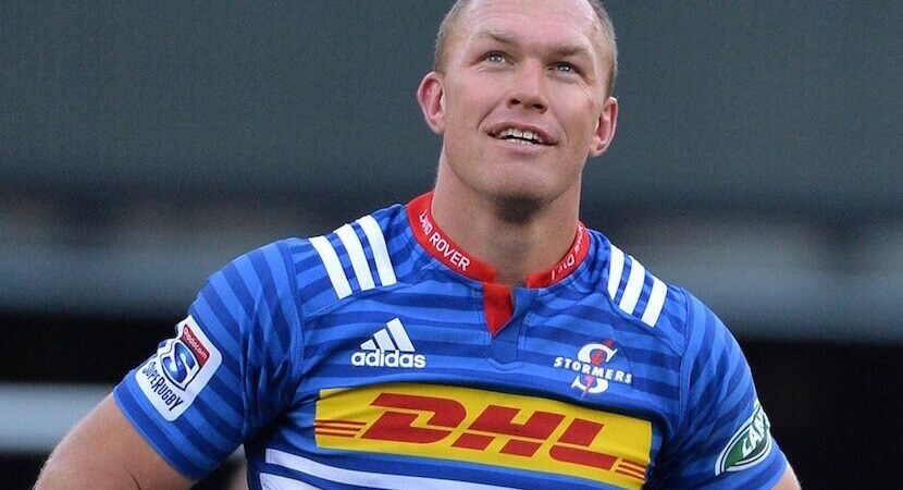 Come back Schalk Burger, your country needs you.