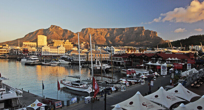 Do so many rich tourists visit Cape Town? R140 000 per night hotel touts for business