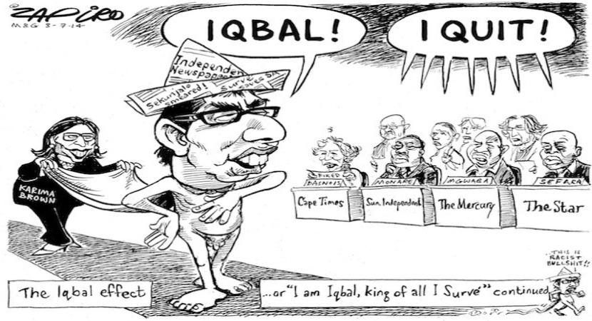 Zapiro Iqbal Surve