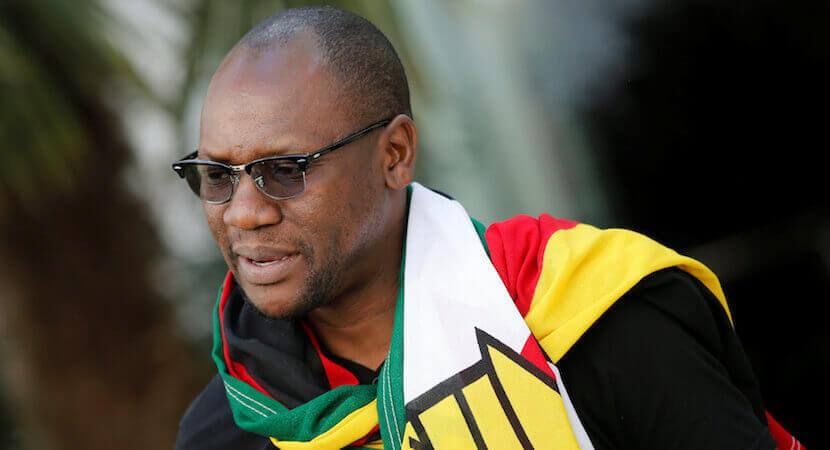 #ThisFlag: Zimbabwe's social media ninja tackles Mugabe's traditional brute